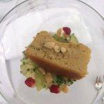 Amuse bouche fondant de foie gras