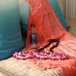 amenities and gifts at Turtle Bay