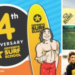 Odysseys surf school 14th Anniversary