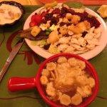 Soup & Salad Buffet $11