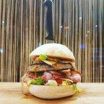 Barassis Burger 🍔 at Cazalys Cairns