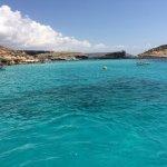 amazing blue lagoon