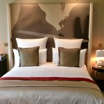 Silk like smooth bed linen