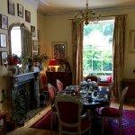 Breakfast room at Hanover House