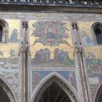 For me just unforgetable mosaic of the final judgment on left to heaven on the right hell