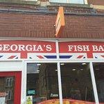 Zdjęcie Georgia's fish bar