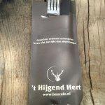 Photo of Boscafe 't Hijgend Hert'