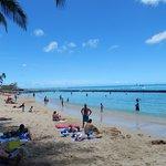 Photo de Waikiki Beach