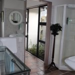 Torlesse Room with Ensuite - Shower area