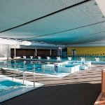 Five minutes away - Selwyn Aquatic Centre with its heated pool