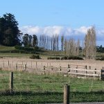 Nearby farmland just 15 minutes away