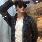 life size MJ