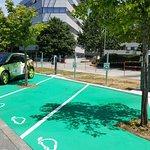 6 Bornes recharge de véhicules électrique