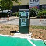 Bornes recharge de véhicules électrique