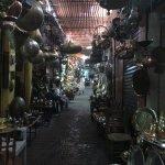 Endless alleyways!