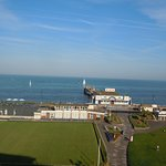 Pier and 'Den'