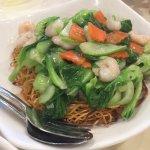 Shrimp Fried Noodle
