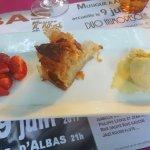 La petite trilogie de desserts