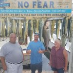 Great June fishing 2017 Lots of dolphin