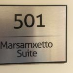 La chambre 501 au 5eme étage