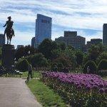 Boston Common Foto