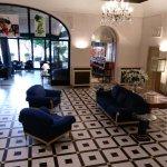 Un magnifique salon,vestige d'un passe glorieux, et la vue depuis la suite Margarita Bonita !!!!