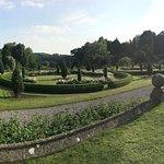 Gardens from beer terrace