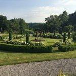 Garden from beer terrace