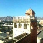 Outside view, Hawa Mahal Jaipur