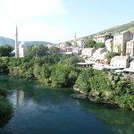 A short walk from Stari Most