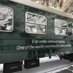 Flam Railway Train