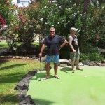 Free mini golf