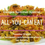 All-You-Can-Eat Tuesday Nights