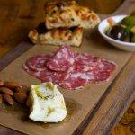 Salumi, Local Cheese, Housemade Focaccia