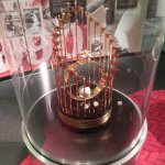 1976 World Series Trophy