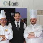 Chef du Restaurant La Parenthèse