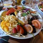 The Tchaikovsky Salad, mega!