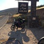 Leaving Golan