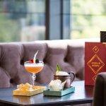 Cocktails at Brasserie Abode Bar