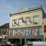 Irish Pub on Washington Street Foto