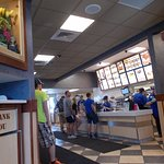 Culver's, 4402 S. Michigan St, South Bend, Indiana.