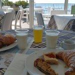 colazione dal buffet