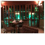 Hidden Garden restaurant - indoor section