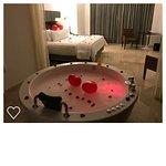 Romantic surprise!