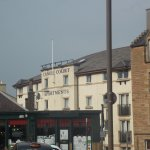 Close to shops, pubs and restaurants