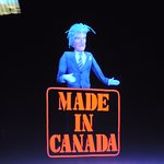 Al Trebek Opens the Show Made in Canada