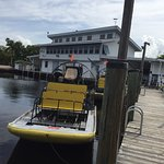 Photo de Speedy's Airboat Tours