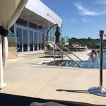 Loved their small roof top pool, as did 2 other couples the afternoon we were able to enjoy it.