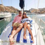 Private sailing in sunny Cabo San Lucas with the amazing Cabo Sails crew.