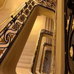 Beautiful renovated staircase